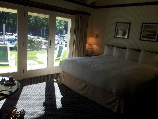 Yachtsman Lodge & Marina: Room