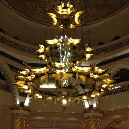 Jumeirah Zabeel Saray: Hall