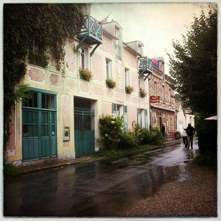 Restaurant Baudy: Jolie, même sous la pluie