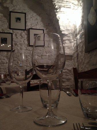 L'Olivapazza: Scorcio tavoli