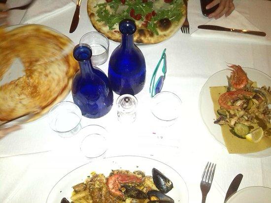 Osteria delle 7 Pance: Cena