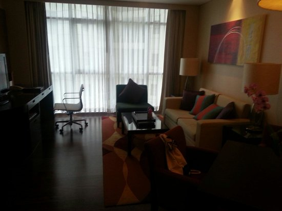 Sathorn Vista, Bangkok - Marriott Executive Apartments: Rm1202
