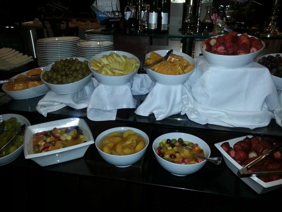 Park Plaza: Frutas super doces...