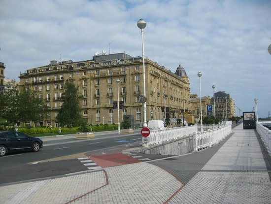 Hotel Maria Cristina, a Luxury Collection Hotel, San Sebastian : Vie of Hotel