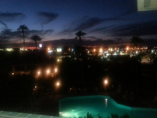 Shilo Inn & Suites - Yuma: View From My 4th Floor Room