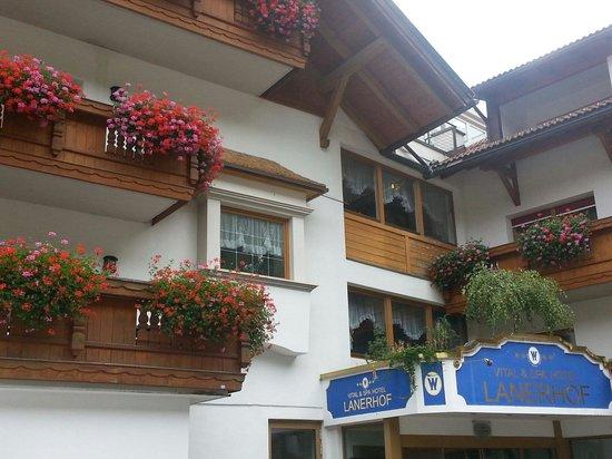 Hotel Lanerhof: Ingresso