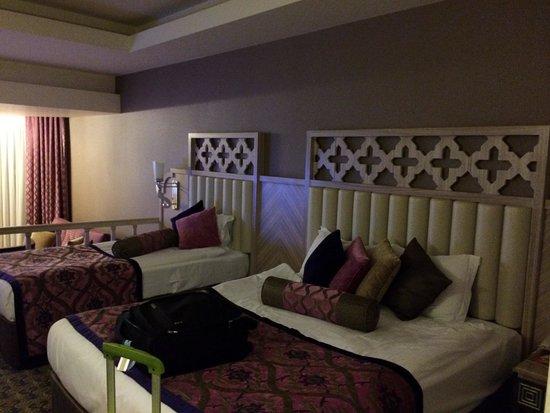Royal Alhambra Palace: Superieur kamer met zeezicht