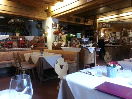 La Tavernetta: Restaurant