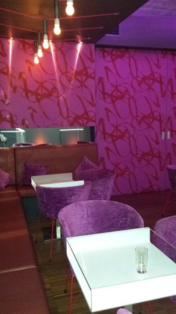 Bohem Art Hotel : Bar