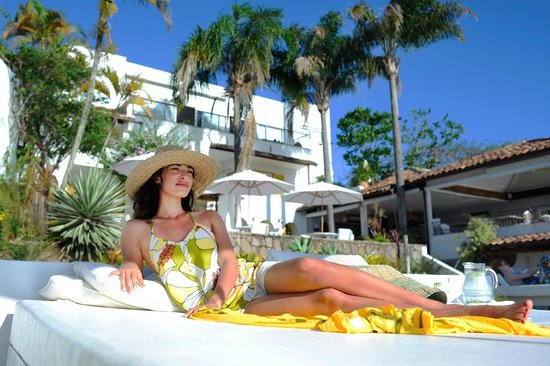 Casas Brancas Boutique Hotel & Spa: Área da Piscina