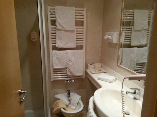 Hotel Lanerhof: Servizi igienici