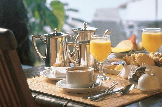 Casas Brancas Boutique Hotel & Spa: Café da Manhã
