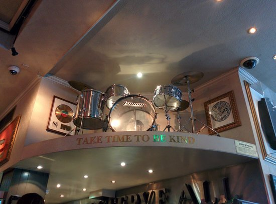 Hard Rock Cafe London : Led Zeppelin