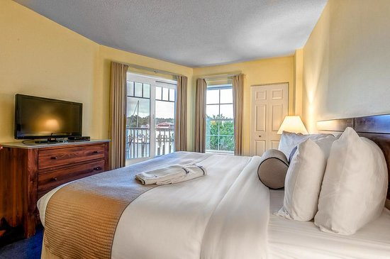 St. Michaels Harbour Inn, Marina & Spa: Waterfront King Suite