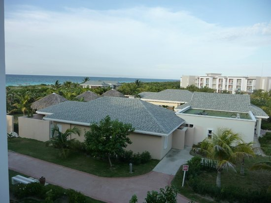 Hotel Playa Cayo Santa Maria : Our Ocean view balcony