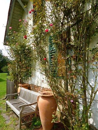 "Minihof-Liebau, Oostenrijk: Neben dem ""Gartl"""