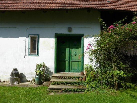 Minihof-Liebau, Österrike: Idylle pur.