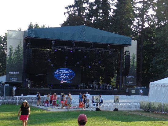 Marymoor Park: Marymoor Concert Venue