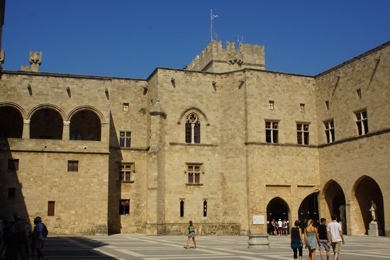 Palace of Grand Master of Knights, Rhodes