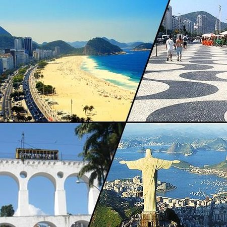 Carioca Tropical Tour Operator - Day Tours