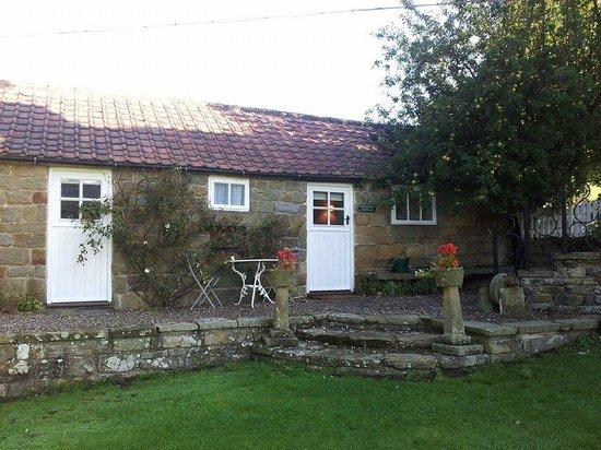 Laskill Grange : Foxglove Cottage
