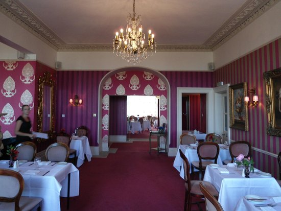 The Cottonwood Boutique Hotel: Dining Room