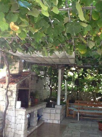 Lumbarda, Croacia: Very beautiful and cozy