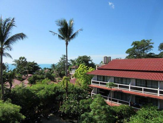 Seascape Beach Resort: vista dalla camera