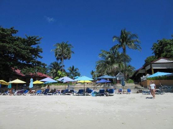 Seascape Beach Resort: spiaggia
