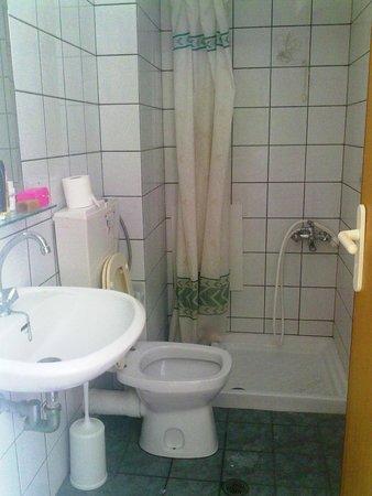 Hotel Sonia Mare : ванна