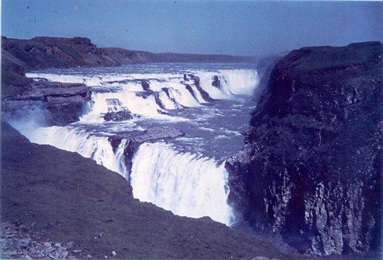 Gullfoss 1970