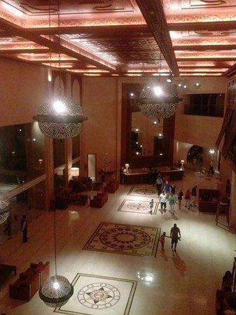 IBEROSTAR Royal El Mansour & Thalasso : hall