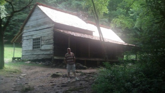 Noah Bud Ogle Cabin: Olge cabin rocky mountain