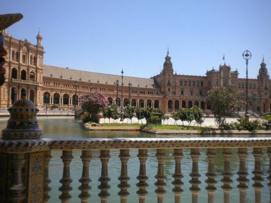 Plaza de España: 10