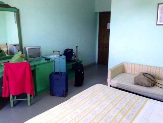 Hotel Smeraldo : Stanza economica