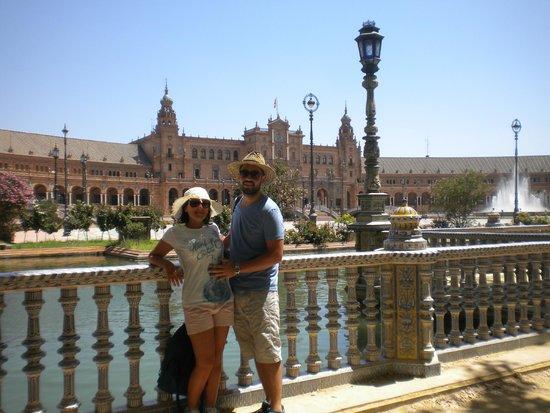 Plaza de España: 5