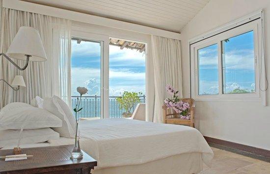 Casas Brancas Boutique Hotel & Spa: Quarto Deluxe