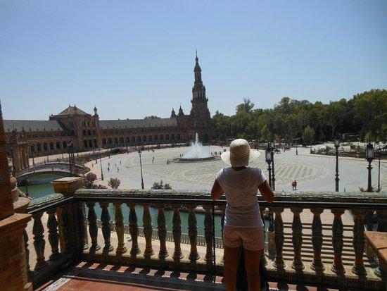 Plaza de España: 8
