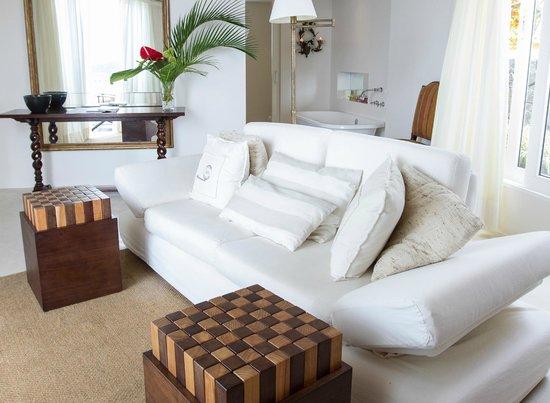 Casas Brancas Boutique Hotel & Spa: Junior Suite