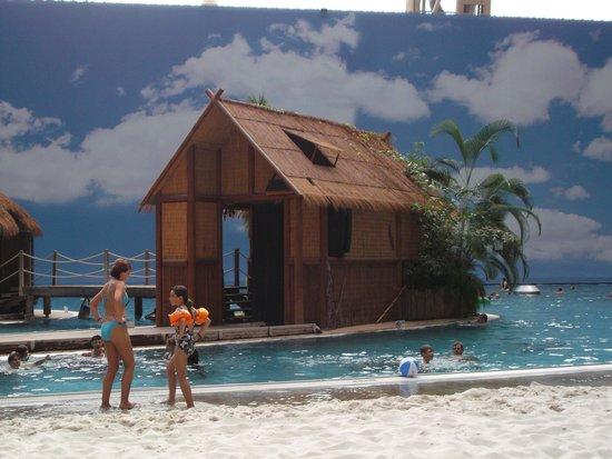 Tropical Islands Resort: Südsee