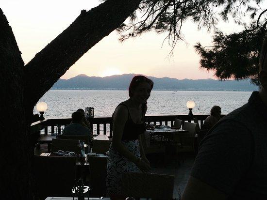 TUI SENSIMAR Marmaris Imperial Hotel: view from restaurant