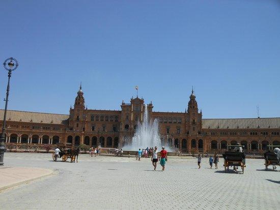 Plaza de España: 1