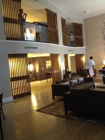 Nobu Hotel at Caesars Palace: Entry was to the suite