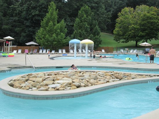 Rumbling Bald Resort on Lake Lure: Lazy River
