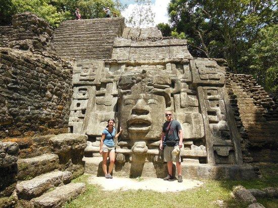 A Plus Adventures Belize: Mask Temple