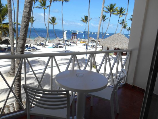 Be Live Collection Punta Cana : View from our room facing the ocean.