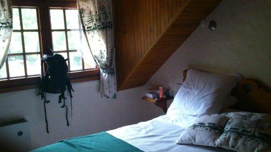 Chapareillan, Франция: chambre