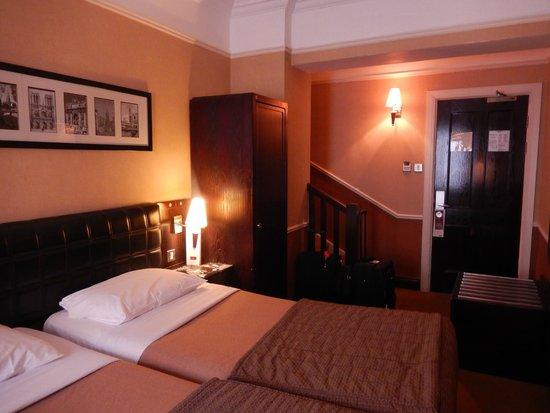 Paramount Hotel Temple Bar: Bedroom