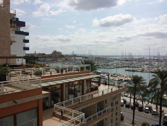 Hotel Palma Bellver managed By Meliá: Uitzicht vanuit de kamer