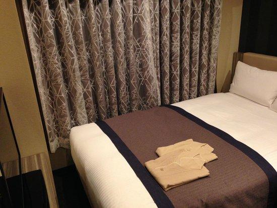 Hokke Inn Tokyo Nihonbashi: Room